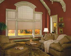 Specialty Shapes Columbia Blinds And Shutters