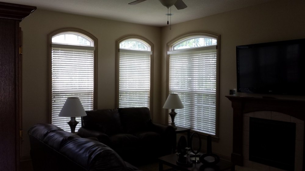 Blinds Wood Faux Amp Aluminum Columbia Blinds And Shutters