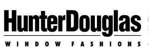Hunter Douglas Window Fashions Logo Columbia Blinds and Shutters