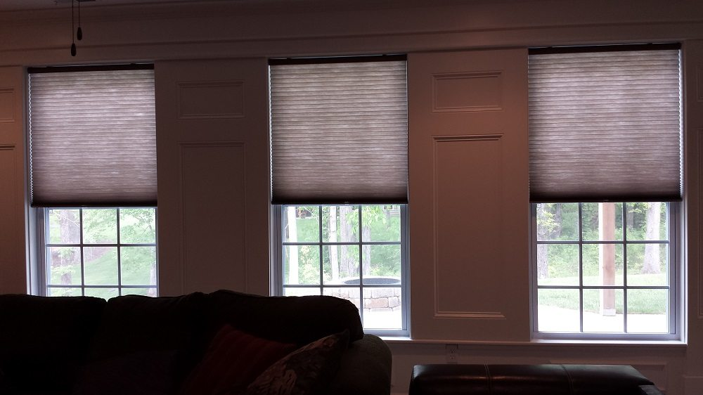 Honeycombs Cellular Columbia Blinds And Shutters