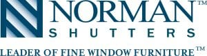 Norman Shutters Logo Columbia Blinds and Shutters