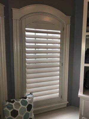 louvered to shutters blinds strangetowne how window install louver