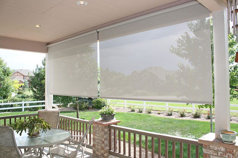 Roller Shades Interior Amp Exterior Columbia Blinds And