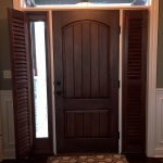 Shutter Sidelights - Columbia Blinds and Shutters