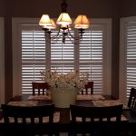 Shuttered Bay windows (1) - Columbia Blinds and Shutters