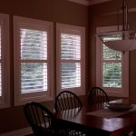 Shuttered Bay windows (6) - Columbia Blinds and Shutters