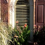Shutters in and out - Columbia Blinds and Shutters
