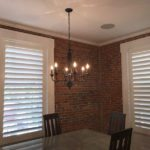 Shutters 4.5 inch louvers Norman Columbia blinds And Shutters Historical Home After 2