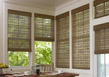 Woven Woods Columbia Blinds And Shutters