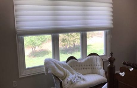 Hunter Douglas Vingette Fulton Home Dealer and Certified Installer Window Treatments Columbia Blinds and Shutters Missouri After