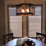 Custom painted shutters can provide just the right touch to your interior design installed by Columbia Blinds and Shutters 1