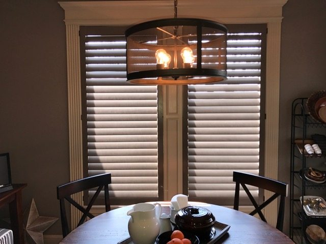 Custom Painted Shutters Can Provide Just The Right Touch
