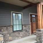 Norman Shutters Add Curb Appeal to Your Home installed by Columbia Blinds and Shutters 2
