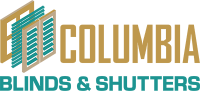 Columbia Blinds and Shutters Logo