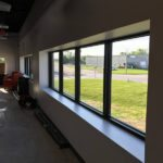 Roller Shades, cordless, commercial, color, columbia blinds and shutters 1