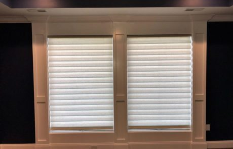 Hunter Douglas Vingnette Shades Blinds Columbia Blinds and Shutters Columbia Mo Best Budget Blinds Window Coverings