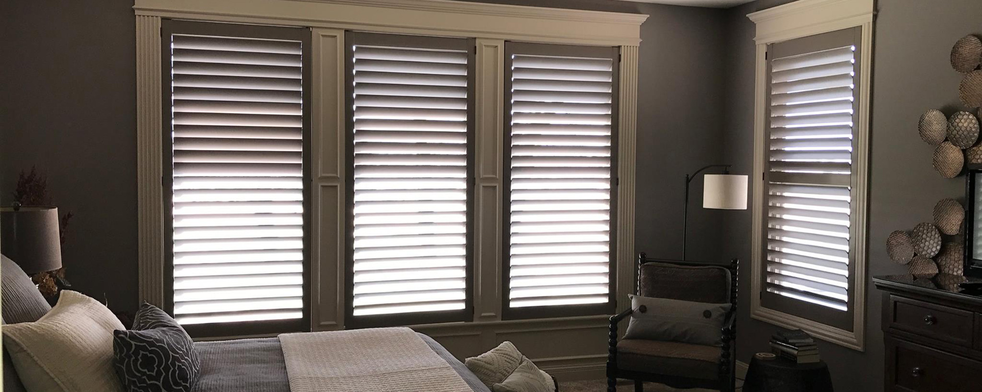 Columbia Blinds Plantation Shutters Roller Shades