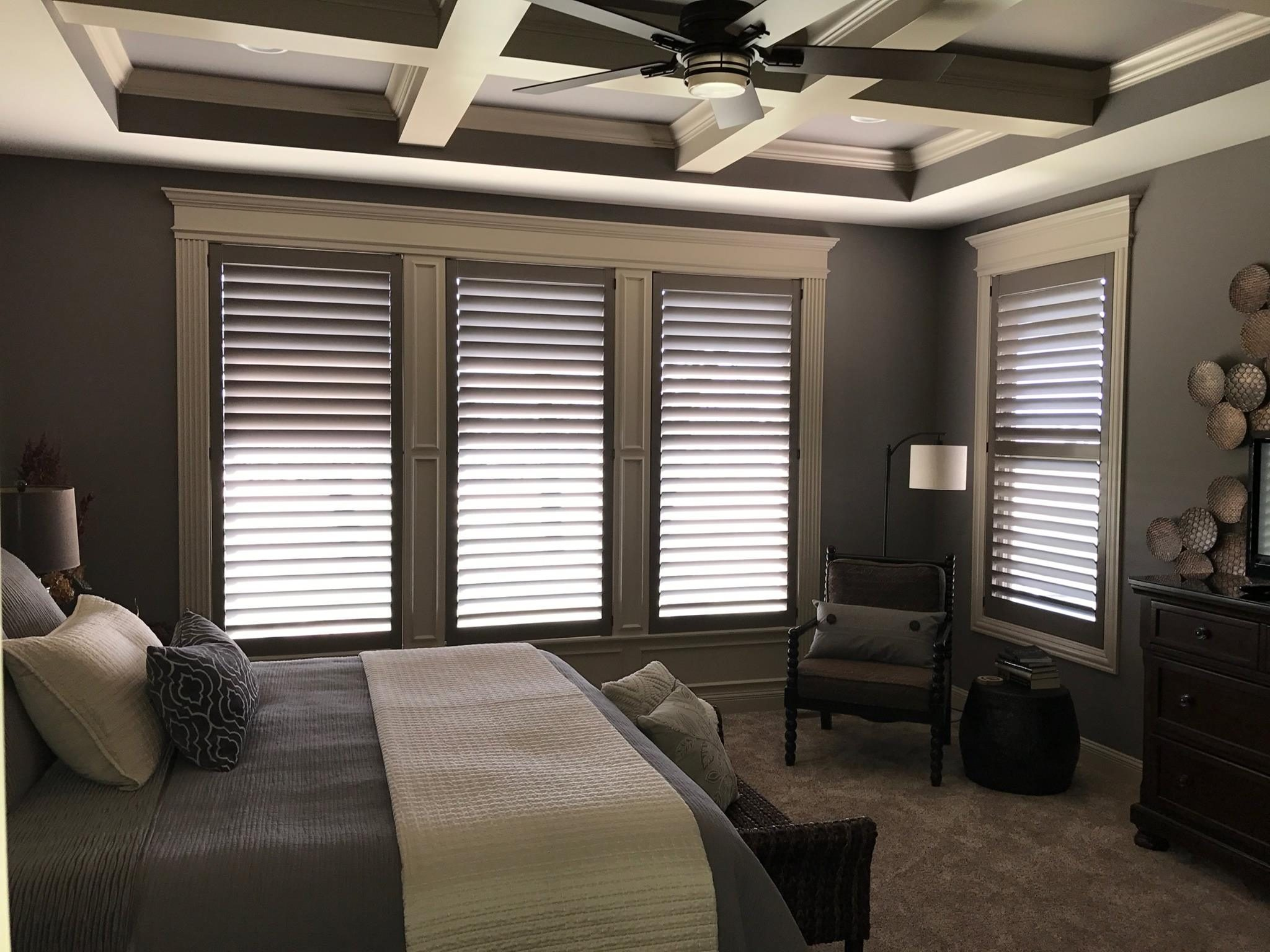 Columbia Blinds Plantation Shutters Roller Shades Window Treatments